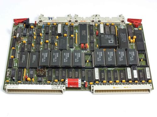 Netstal 100.240.7771 Sycap CPU 286 Card / Board DiskJet Injection Molder 600/11