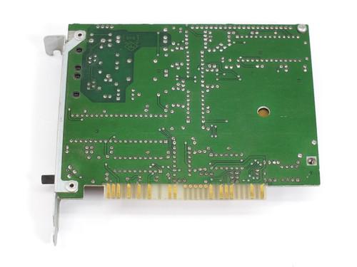 US Robotics Model 0052  8-Bit ISA Modem Card w DIP-Switches USR CJE794-11323-DM-E