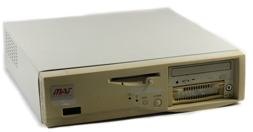MAT Microsystems PC Celeron 333MHz CPU 20GB HDD 256MB RAM ISA / PCI Slots Computer