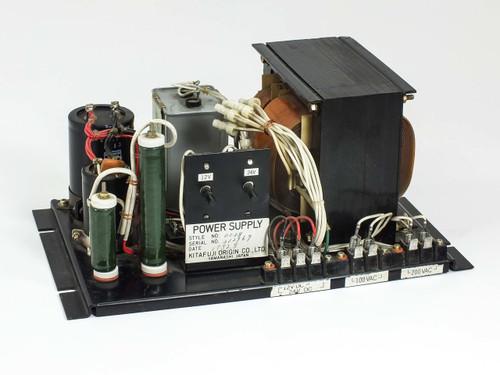 Kitafuji Origin 0038  AC-to-DC Power Inverter Transformer 100/200 VAC 12/24 VDC