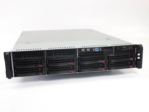 Super Micro 6025B-3R  SuperServer Core 2 Duo 3.0GHz 3U Server 6GB RAM 1500GB HDD