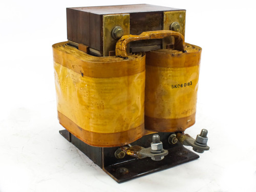 Heavy-Duty Inductor From Volkman 40KVA Adjustable Frequency AC Drive SK060183