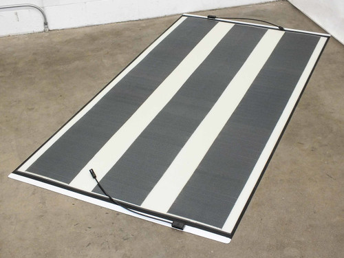 "Solopower 7' / 86.75"" Flexible Solopanel Thin CIGS Solar Panel - MC4 Connectors"