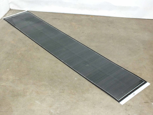 "Solopower SP1 7' (86.5"") Flexible Thin 60W CIGS Solar Panel with Solder Points"