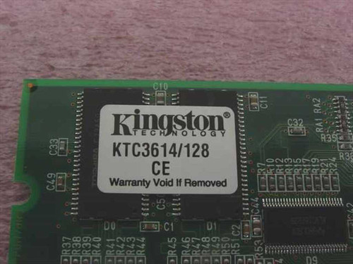 Kingston KTC3614/128CE 128MB 168-Pin DIMM SDRAM Memory RAM - Proliant Computer