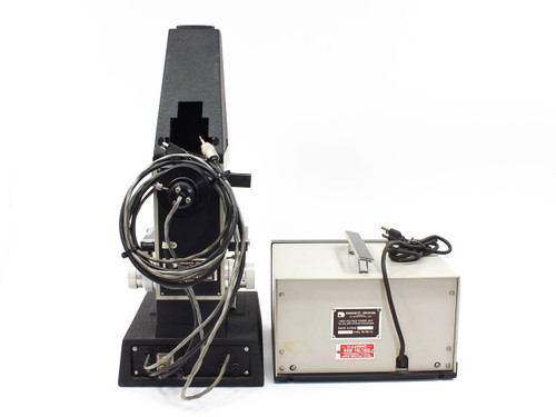 Research Devices Infrared Microscope with High Voltage Power Supply