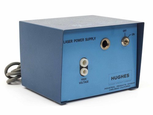 Research Electro-Optics LHIP-0201-339 2.0mW 3.39µm HeNe Infrared Laser - AS IS