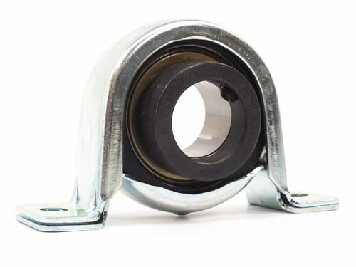 NTN AELRPP206-103W3 25mm Shaft Dia Ball Bearing Pillow Block in a Mounting Frame