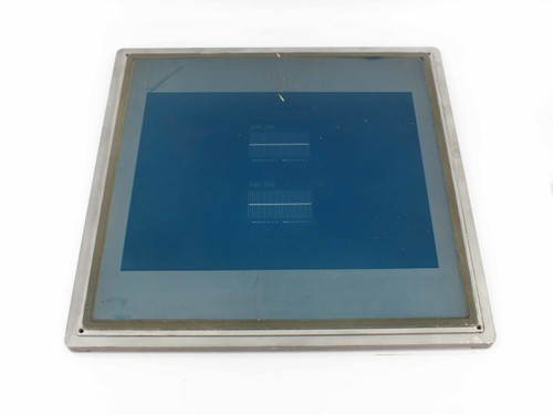 "MicroScreen 20"" Square Aluminium Screen Frame DC20X20"