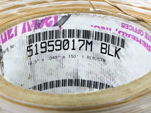 "Schnee-Morehead PV Module Attachment Butyl Tacky Tape 16.5"" by 150' by 0.40"" 519"