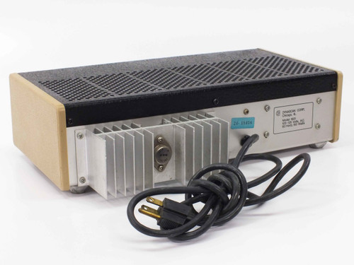 B&K Precison Model 1601  Regulated DC Power Supply 105-125V AC, 60Hz, 160W AS-IS