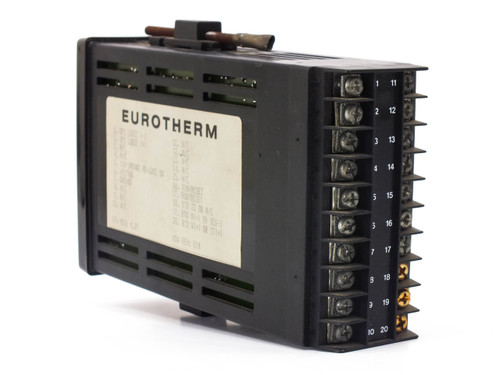 Eurotherm 808/L1/NO/NO/QP/(AKLC200)// 808 Digital Temperature Controller
