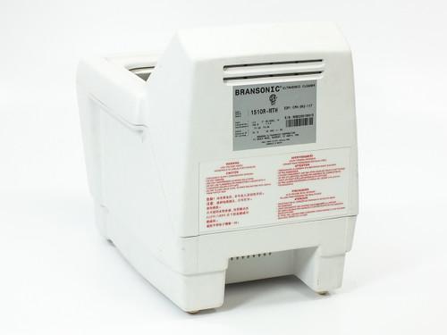 Branson 1510R-MTH Bransonic 1510 0.5 GAL Heated Benchtop UltraSonic Cleaner Tank