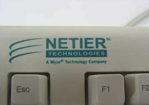 Netier Technologies Keyboard 901861-65 KB-3923