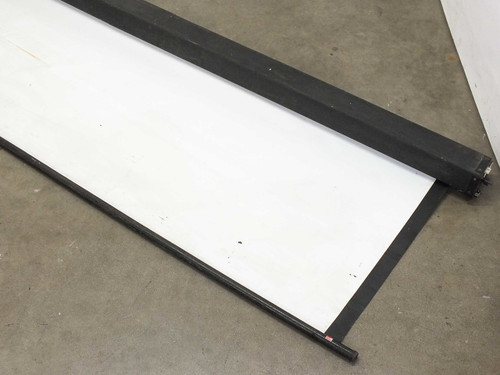 "Bretford 120"" Projection Screen Large Black"