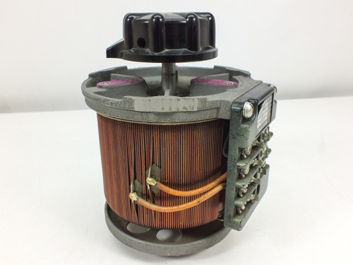 Staco 500BU  Adjust-a-Volt Variable Transformer PRI 120VAC SEC 0-140VAC