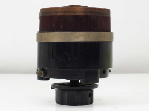 General Radio Type 200 B Variac Adjustable Transformer 170va PRI: 115 SEC: 0~185