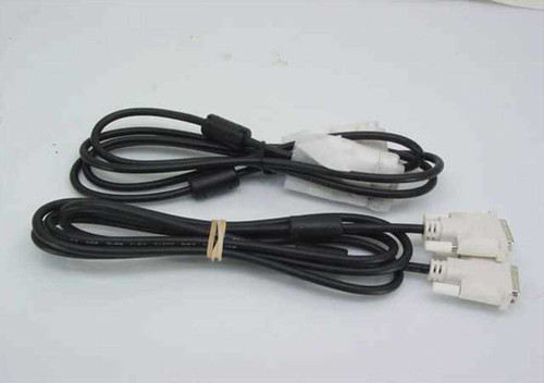 Dell DVI Cable 18-Pin Male to Male 6715009011 6ft (6715009011)