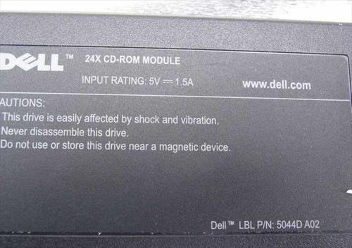 Dell 24x CD-ROM Module for Laptop (06U204)