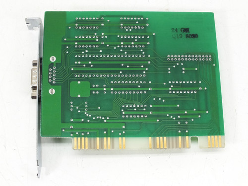 Kensington Microware EPC020400 8-Bit ISA RS-232 Serial Expansion Card 1989/1990