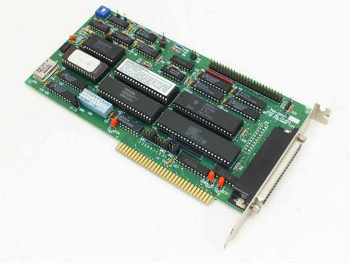 Everex EV-833 8-Bit ISA SCSI Tape Controller I/O Card - PWA-0081H