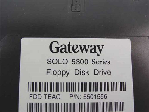 Gateway Solo 5300 Series Floppy Disk Drive for Laptop (5501556) - AS IS