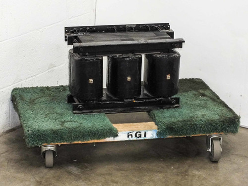Generic 11062A 9kVA 3-Phase Transformer - Primary: 200/250/400/500 Volt AC