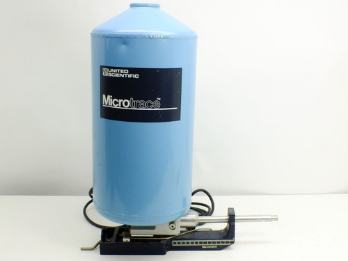 United Scientific 10844 Microtrace Energy Dispersive X-ray Spectrometer Systems