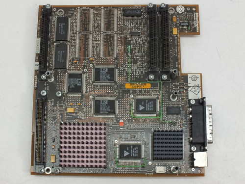 SGI 030-8124-005 Silicon Graphics Video Card - Rev C PCA NGI GFX 8BIT FR - AS IS