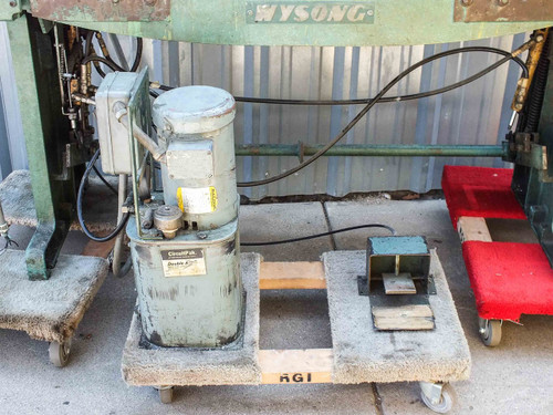 Wysong and Miles 1652  16 GA Capacity Shear F01 2598