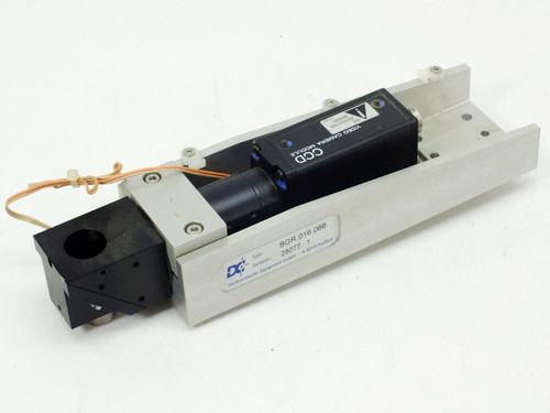 Sony XC-75CE CCD Vision Camera Module with GmbH Optical RA Housing