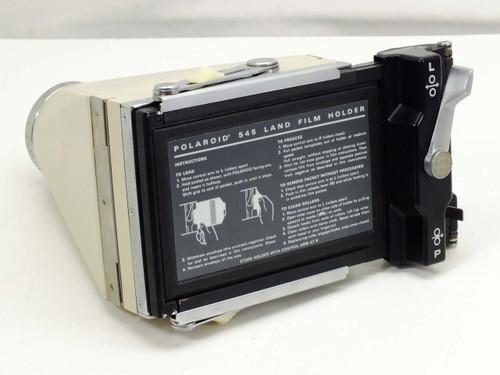 Olympus  Tan  Large Format Adapter / Intermediate Adapter with Polaroid Adapter