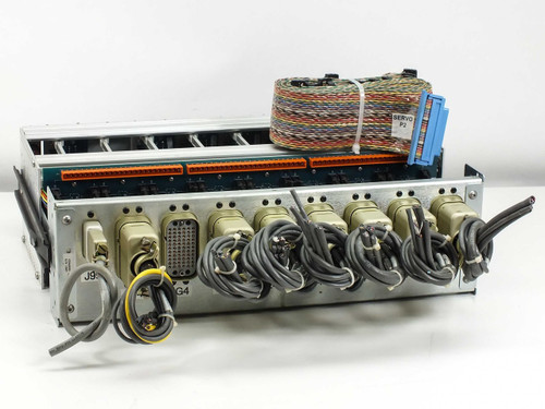 Steag Hamatech First Light 24 Channel I/O Servo Motor Cards with Chassis Variety