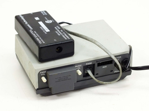Lucent 22052-006 PagePac 6 Telecom Trunk Adapter with Power Supply
