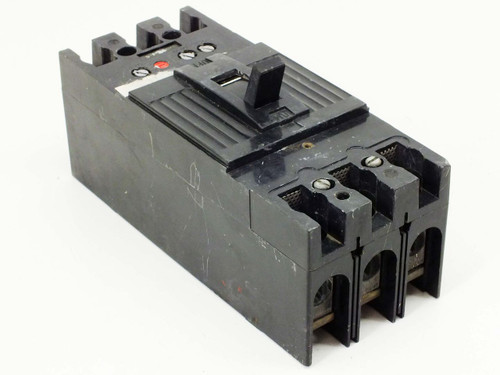 Black Large  Circuit Breaker
