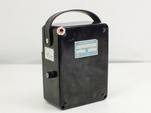 Triplett 630-NS Type 3 VINTAGE Multi-Meter with 125V fuse - As Is / For Parts