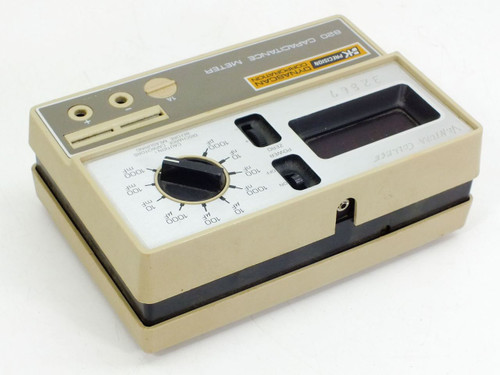 BK Precision 820 Dynascan Capacitance Meter - NO POWER - As Is / For Parts