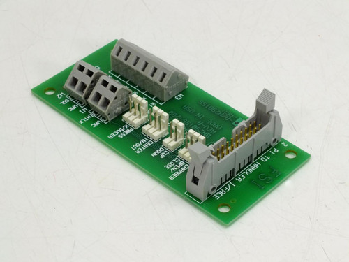 FSI 290155-400 P1 to Handler Interface Board - 290155-200 REV A