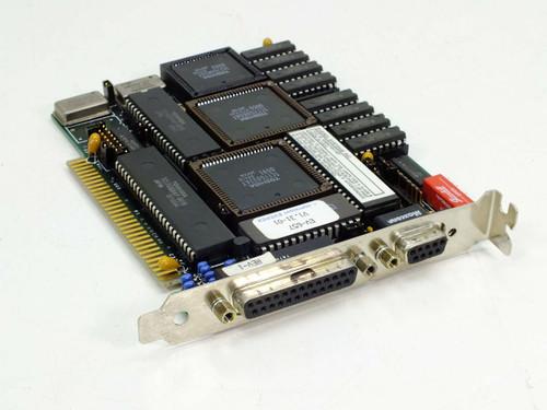 Everex EV-657 Micro Video Enhancer Deluxe RWB-00133-00 9-Pin 8-Bit ISA Card