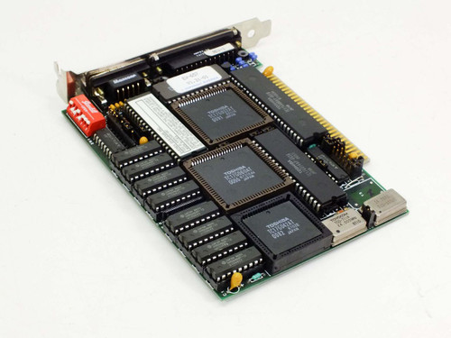 Everex EV-657 Micro Video Enhancer Deluxe RWB-00133-00 9-Pin 8-Bit ISA Card