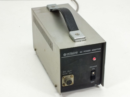Hitachi AP-60U Camera AC/DC Power Adapter - Microscope Accessory