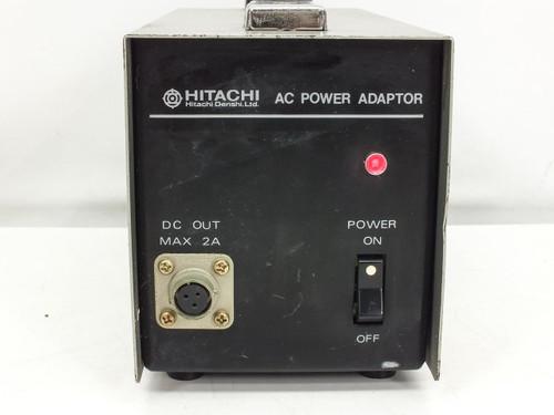 Hitachi AP-60U Camera AC Power Adapter