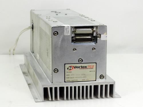 VertexRSI 30-055651-005 3KW TWTA HVPS 30-055651-005 Satcom RF Power Amplifier