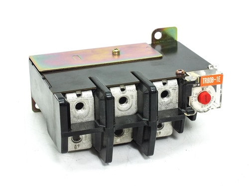 Hitachi TR80B-1E  AC600V Thermal Overload Relay
