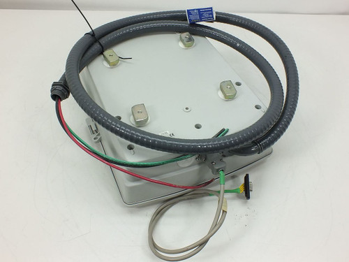 Adam 4011 Data Acquisition Module in Electrical Enclosure with B&B 4WSD9OTB