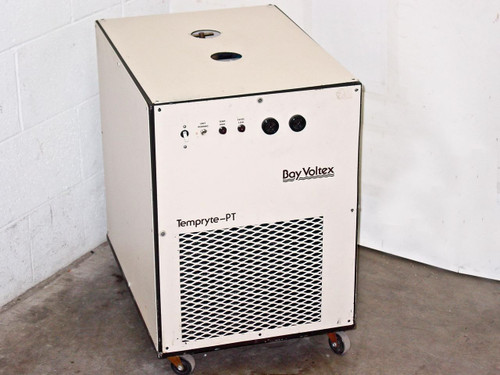 Bay Voltex PT-0550-AC Air Cooled 5000 BTU Chiller Tempryte PT - As Is For Parts