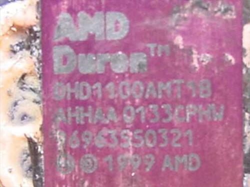 AMD Duron 1100MHz/200/64/1.75V (DHD1100AMT1B)