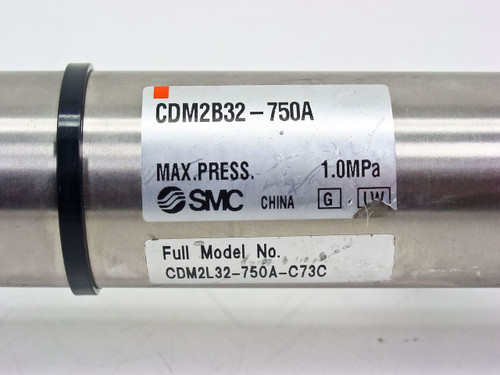 SMC CDM2B32-750A  Air pump