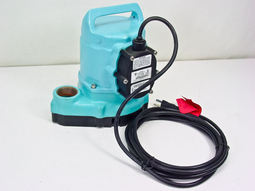 Little Giant 10E-CIM  .5HP Submersible Effluent Pump- The Eliminnator