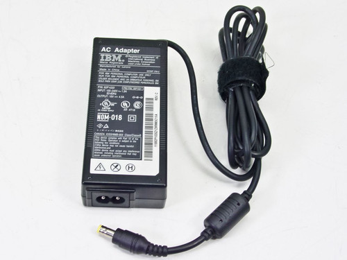 IBM 92P1021 16VDC 4.5 Amp AC Barrel Plug AC Adapter for Laptops - DCWP CM-2